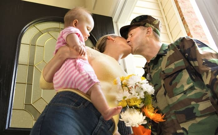 Военнослужащие и жилье для них