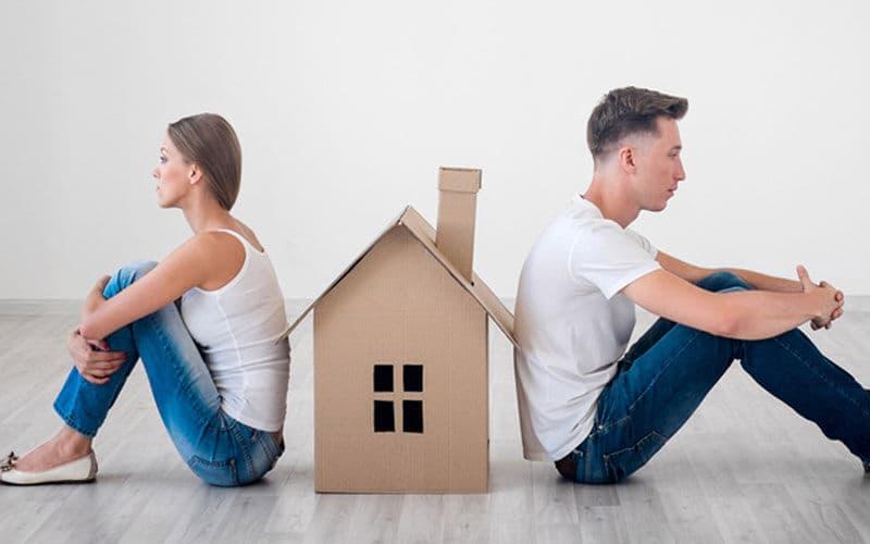 Как разделить недвижимость при разводе