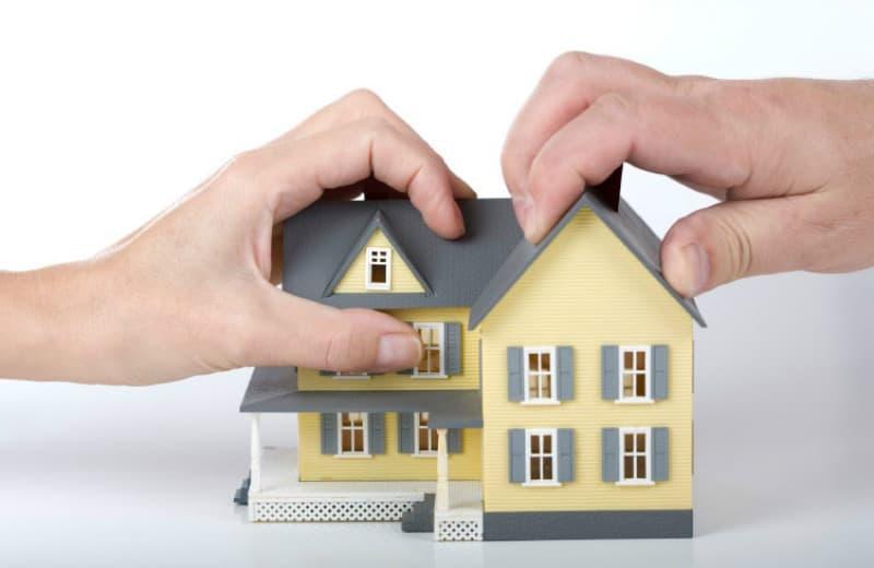 Квартира в ипотеке и развод