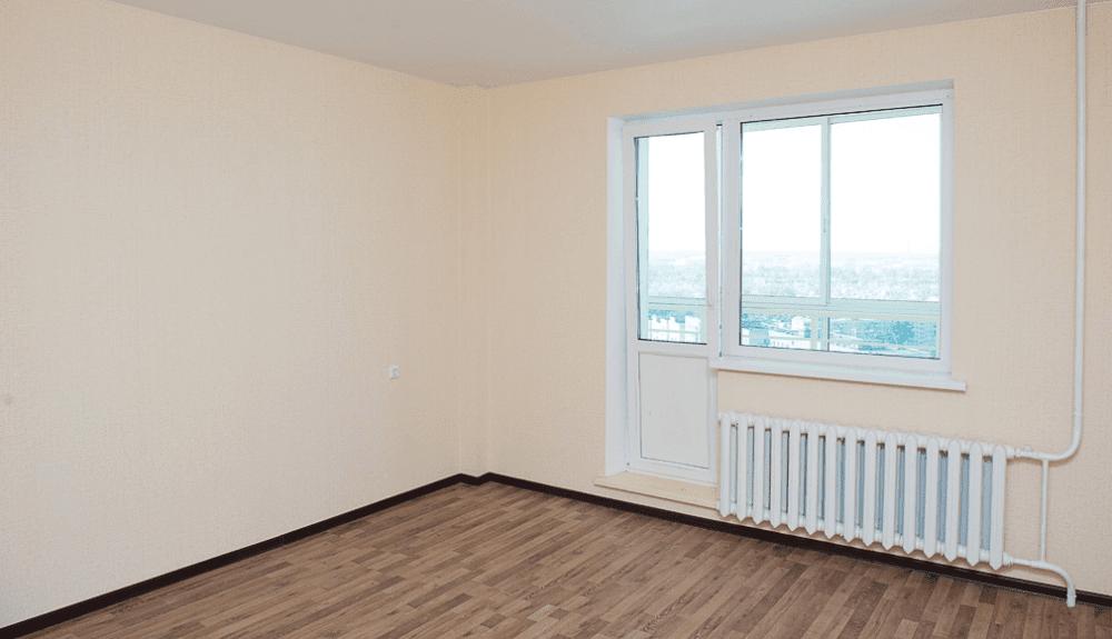 Принимать квартиру в новостройке без отделки