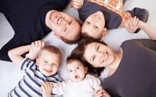 Какие выплаты положены при рождении третьего ребенка?
