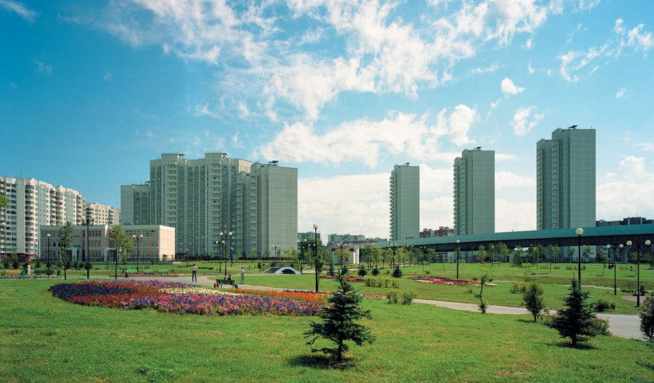 Лучшие районы Москвы для проживания