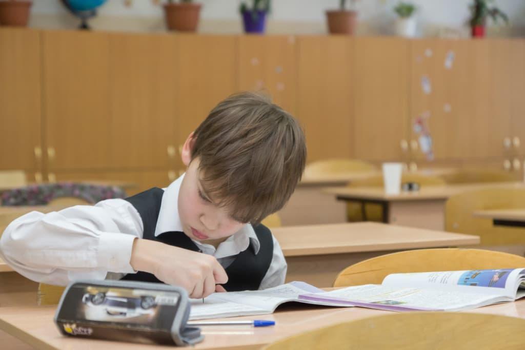 Временная регистрация для детей для школы