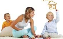 Использование материнского капитала на строительство дома своими силами