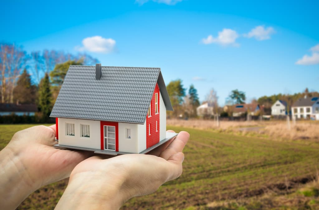 Безвозмездное получение земли под строительство дома