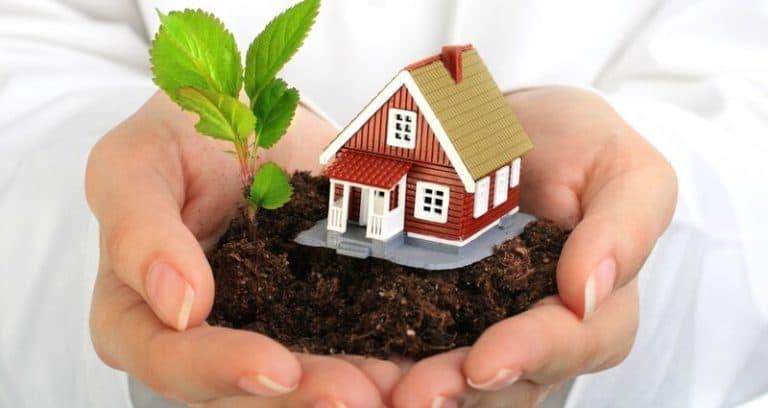 Ипотека за покупку земельного участка
